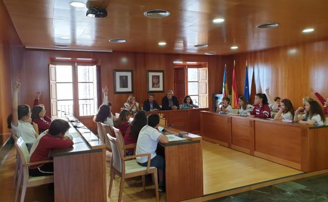 5o-primaria-visita-el-ayuntamiento