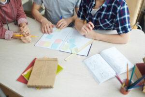 aula de deberes